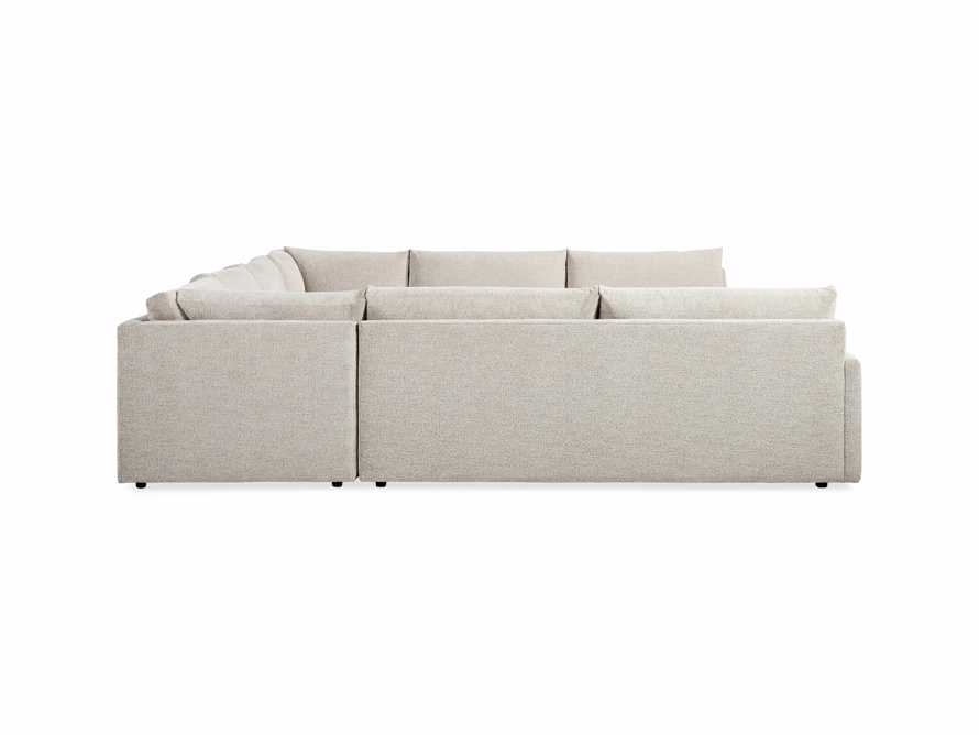 "Kipton Upholstered 172"" Five Piece Sectional, slide 6 of 7"
