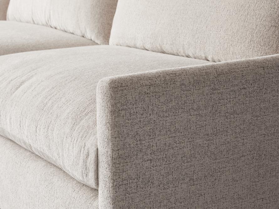"""Kipton 135"""" Upholstered Corner Sectional, slide 5 of 6"""