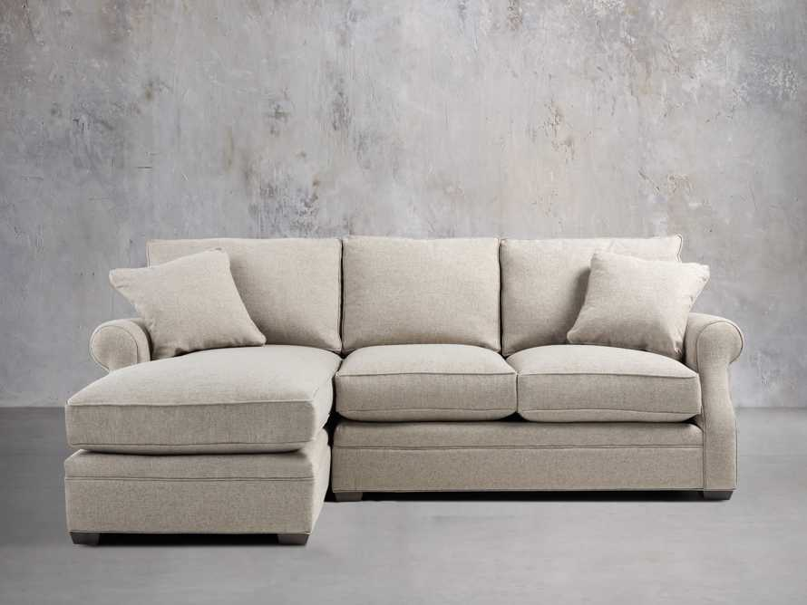 "Landsbury 99"" Upholstered Two Piece Sectional"