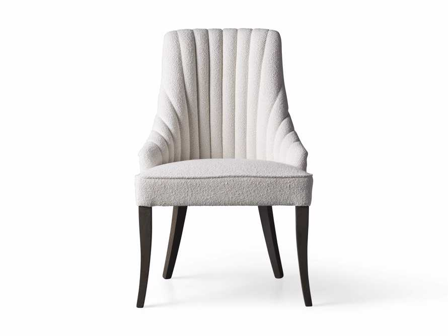 Elisa Dining Chair in Grizzly Cream, slide 7 of 8