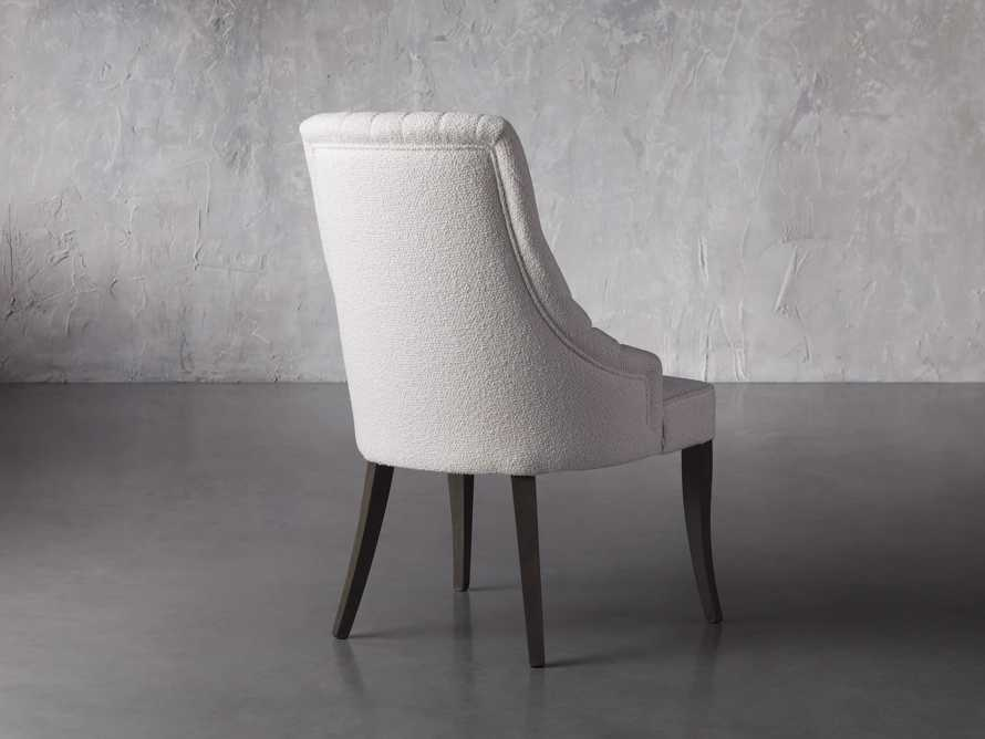Elisa Dining Chair in Grizzly Cream, slide 5 of 8