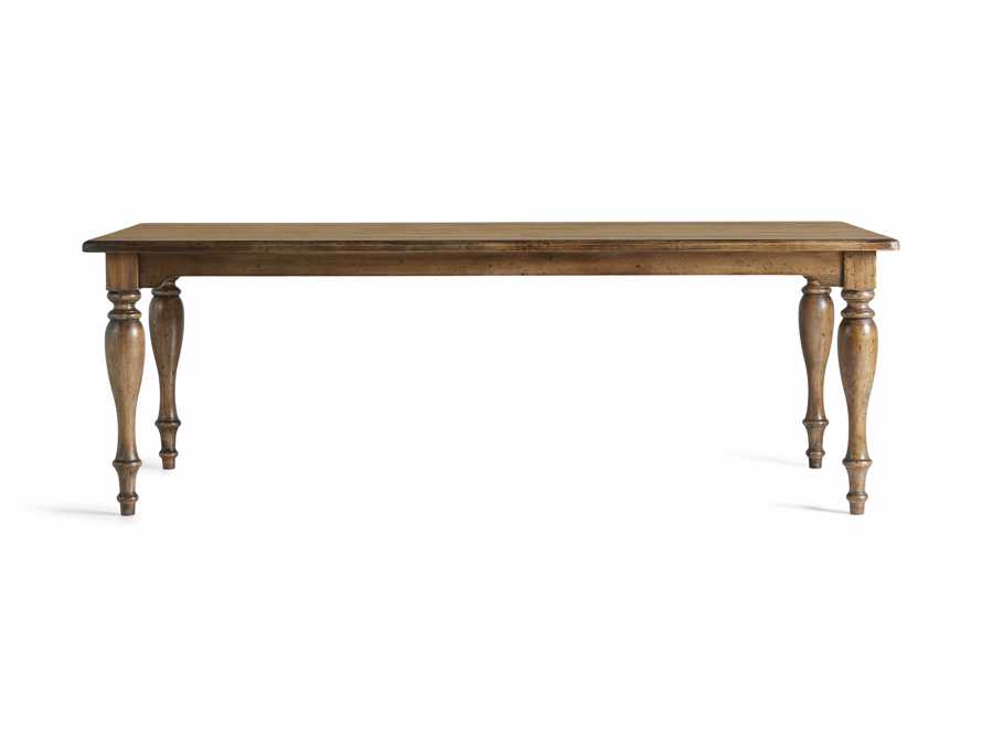 "Adriana 60"" Rectangle Dining Table, slide 10 of 12"