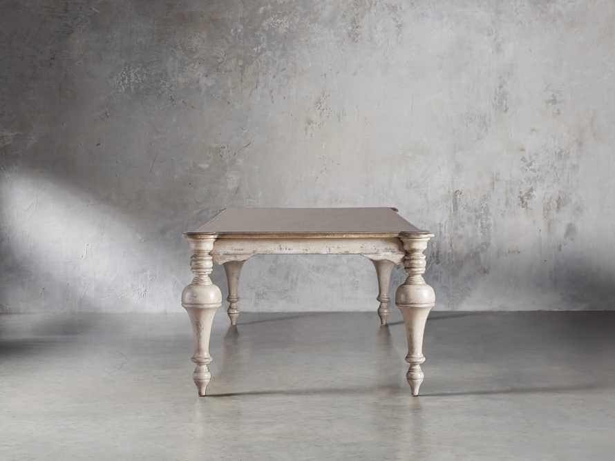"Alessia 98"" Solid Bell'Arte Dining Table, slide 5 of 10"