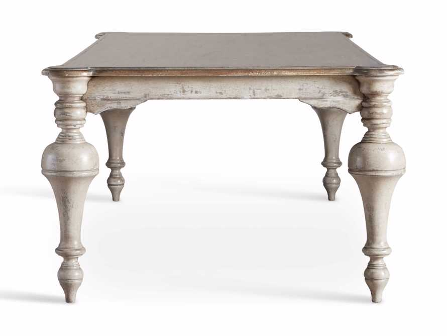 "Alessia 98"" Solid Bell'Arte Dining Table, slide 10 of 10"