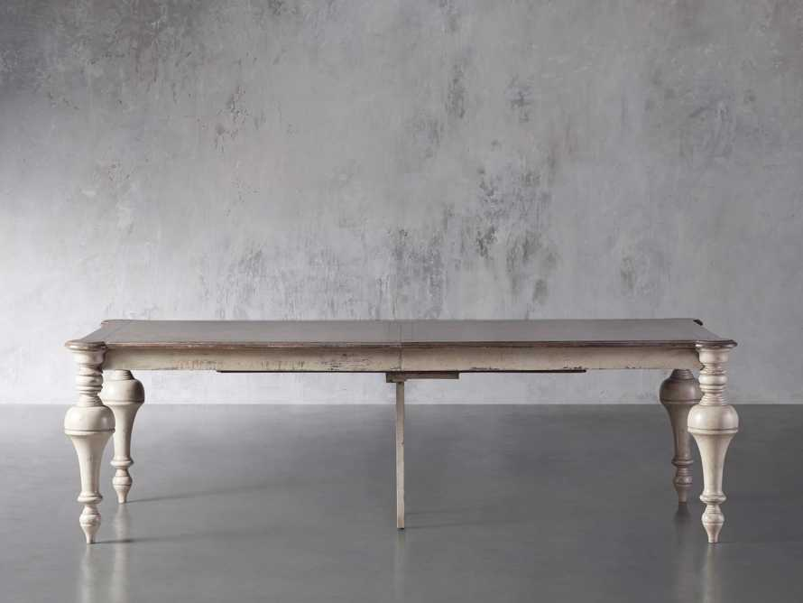 """Alessia 101.5"""" Extension Dining Table, slide 2 of 8"""