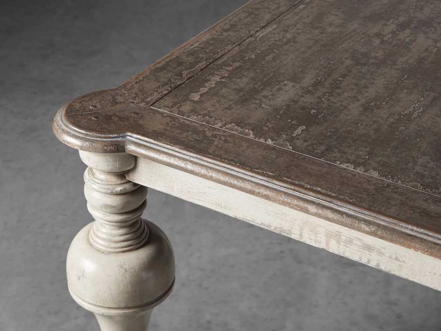 """Alessia 101.5"""" Extension Dining Table, slide 5 of 8"""