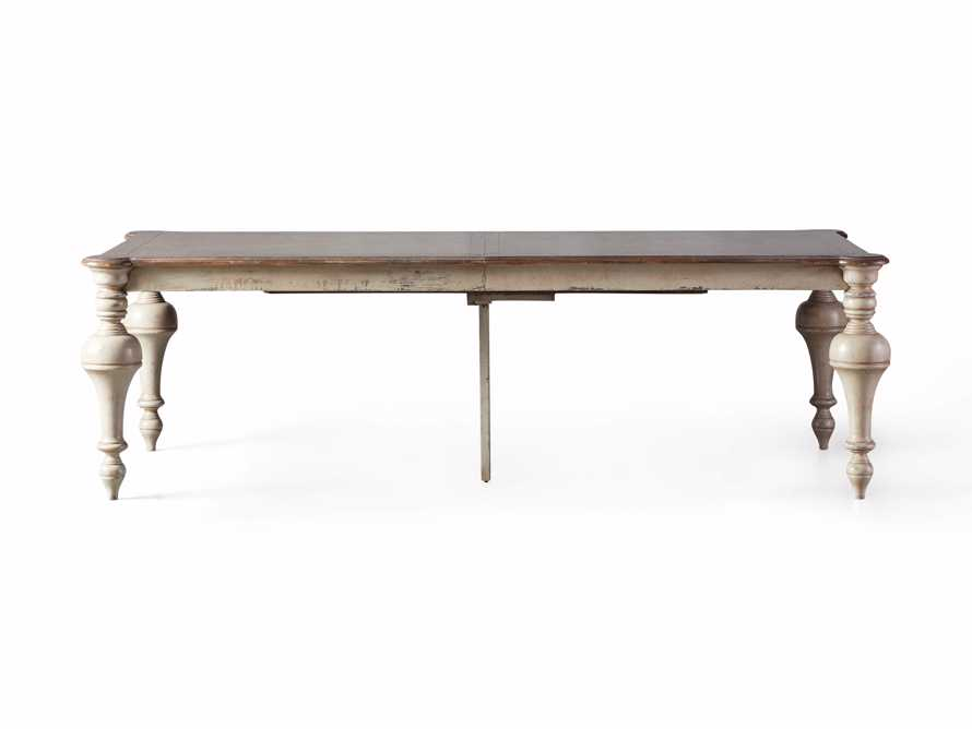 """Alessia 101.5"""" Extension Dining Table, slide 8 of 8"""