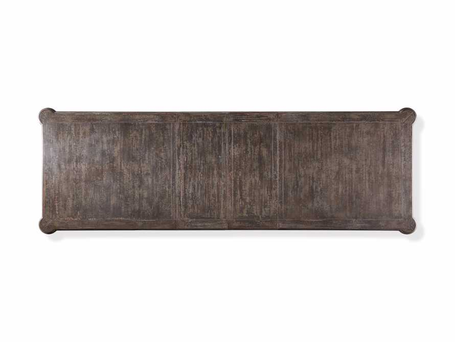 """Alessia 101.5"""" Extension Dining Table, slide 7 of 8"""