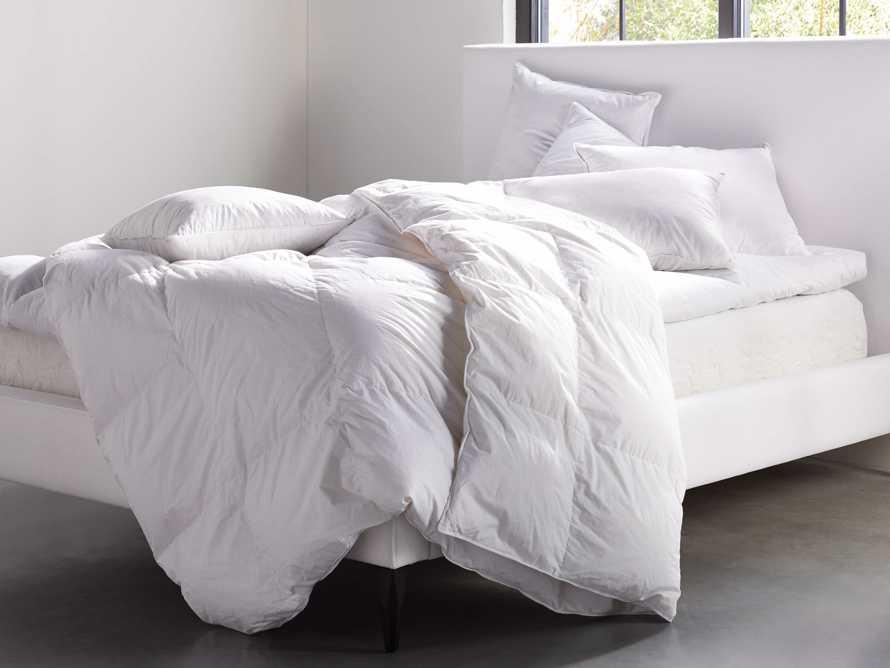 Standard Down-Alternative Firm Pillow Insert, slide 2 of 2
