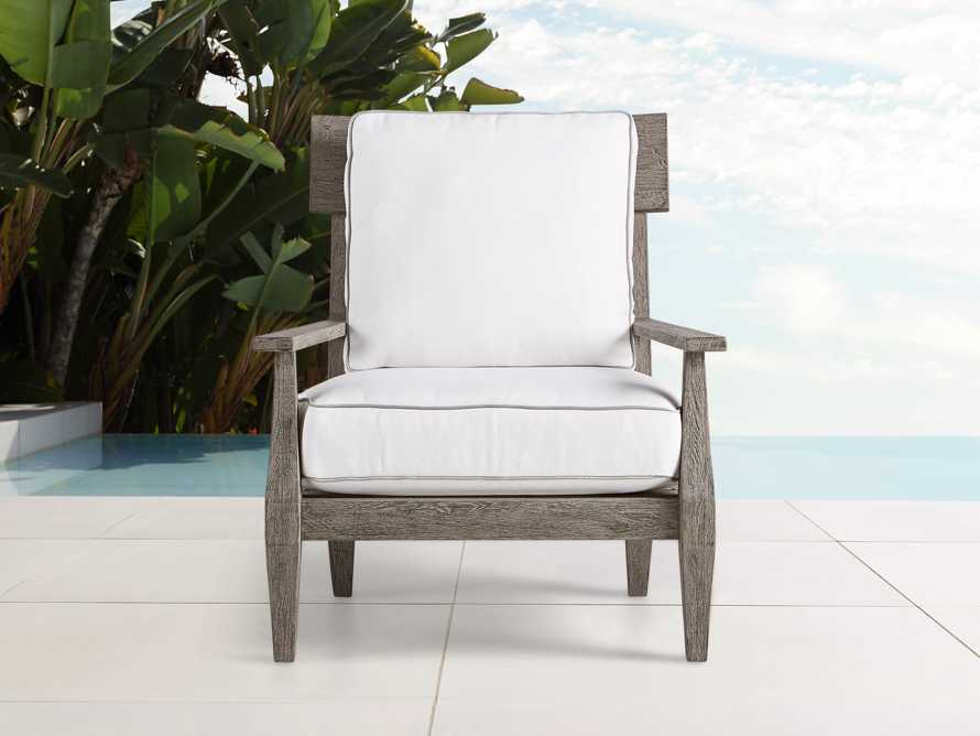 """Adones Outdoor 32"""" Lounge Chair Cover, slide 3 of 3"""
