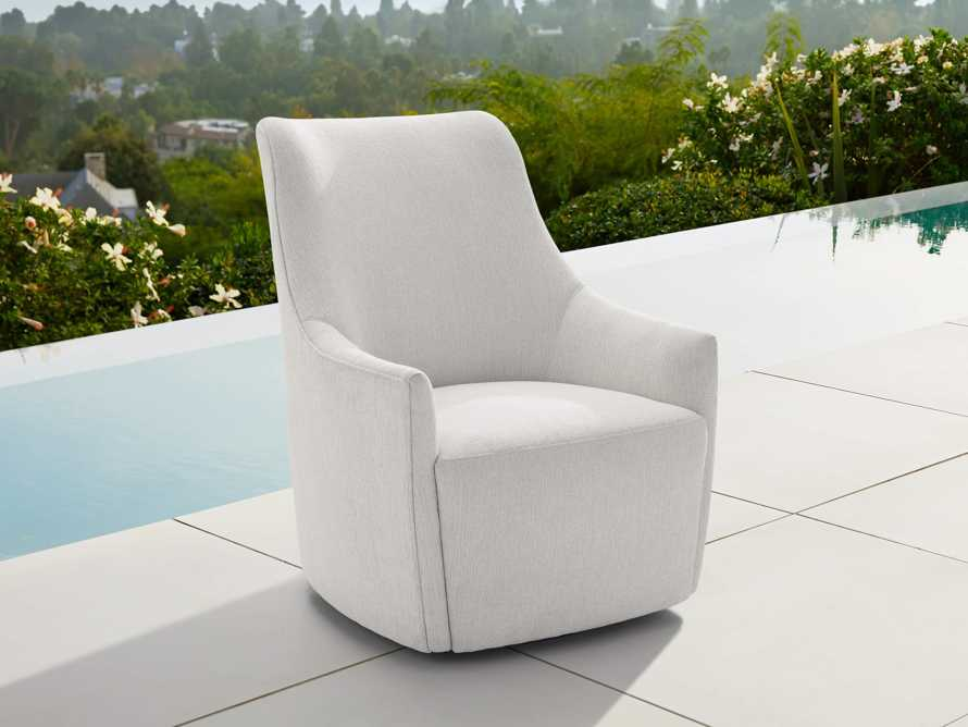 """Cole Outdoor 31"""" Chair Cover, slide 3 of 4"""