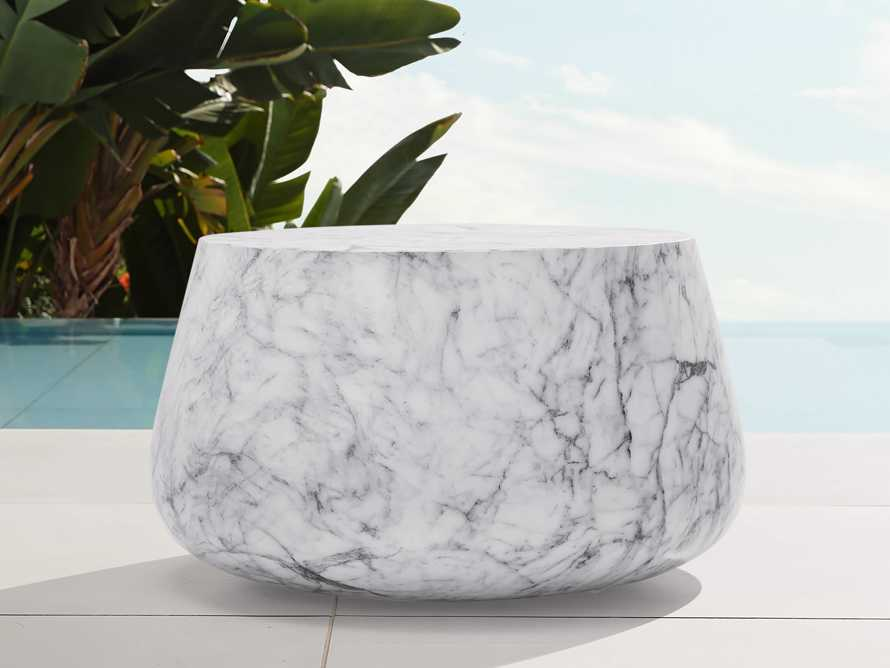 """Eden Outdoor 31.5"""" Coffee Table Cover, slide 3 of 4"""