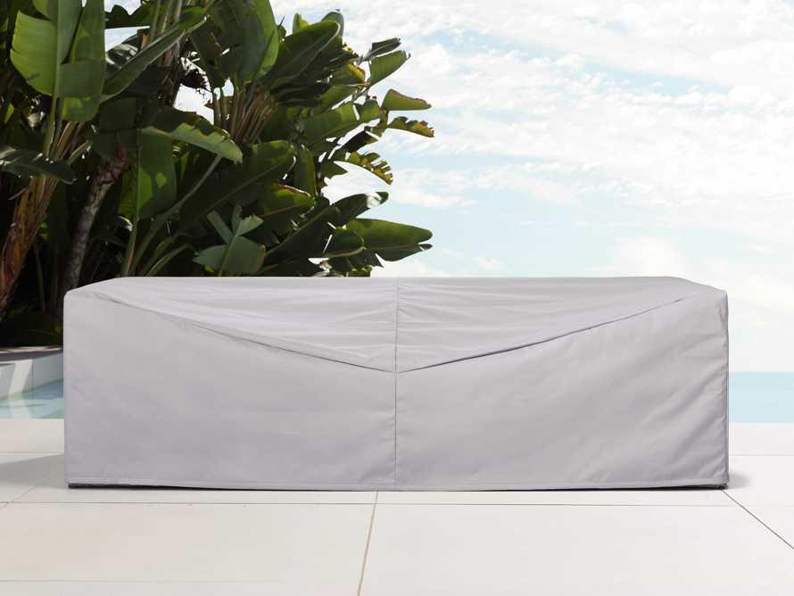 "Montauk Outdoor 107"" Sofa Cover, slide 2 of 4"