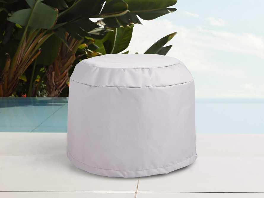 "Brooks Outdoor 20"" End Table Cover, slide 2 of 3"