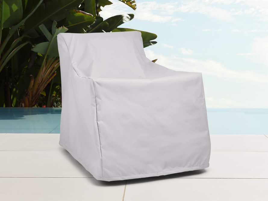 "Tulum Outdoor 31"" Lounge Chair Cover, slide 2 of 3"