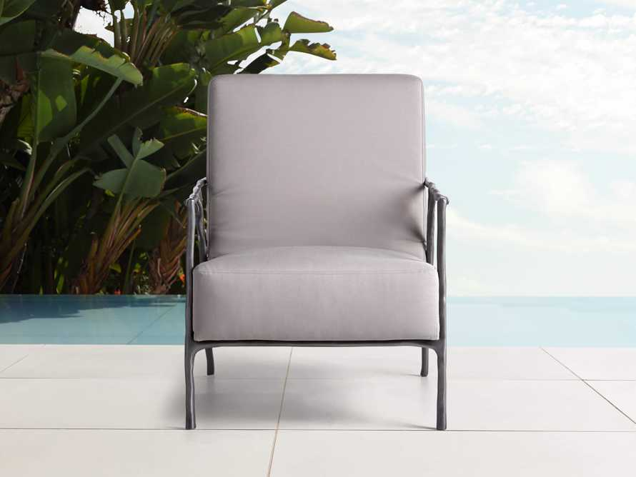 "Twig Outdoor 25.25"" Chair Cover, slide 3 of 3"