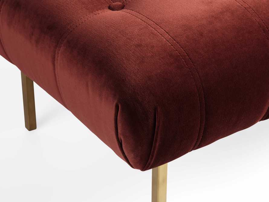 "Nara Upholstered 30"" Ottoman"