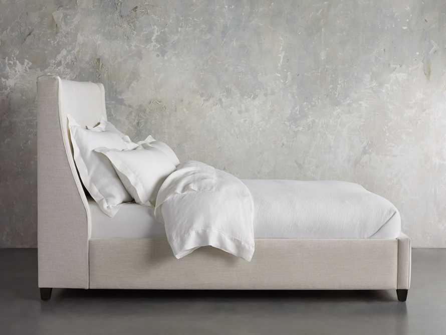"Atlyn Upholstered 55"" Queen Bed, slide 4 of 6"