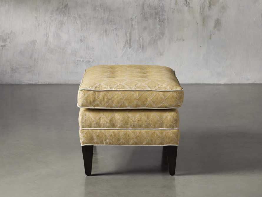 "Veda Upholstered 33"" Ottoman, slide 4 of 8"