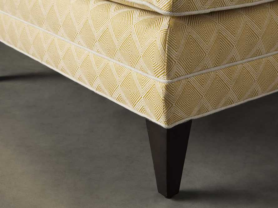 "Veda Upholstered 33"" Ottoman, slide 5 of 8"