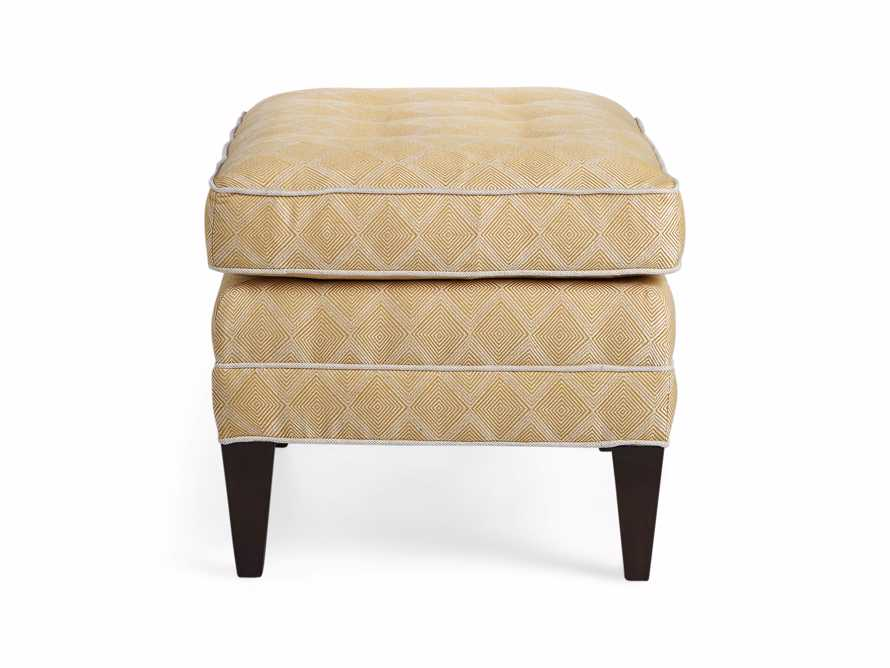 "Veda Upholstered 33"" Ottoman, slide 7 of 8"