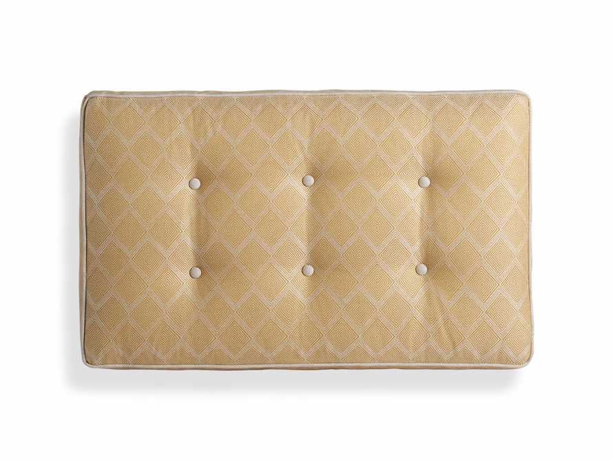 "Veda Upholstered 33"" Ottoman, slide 8 of 8"