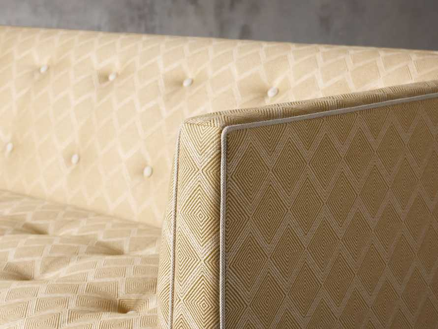 "Veda Upholstered 86"" Sofa, slide 7 of 11"