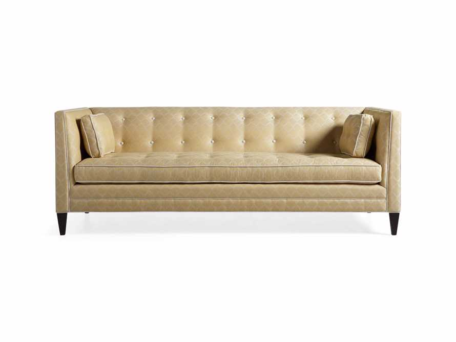 "Veda Upholstered 86"" Sofa, slide 9 of 11"