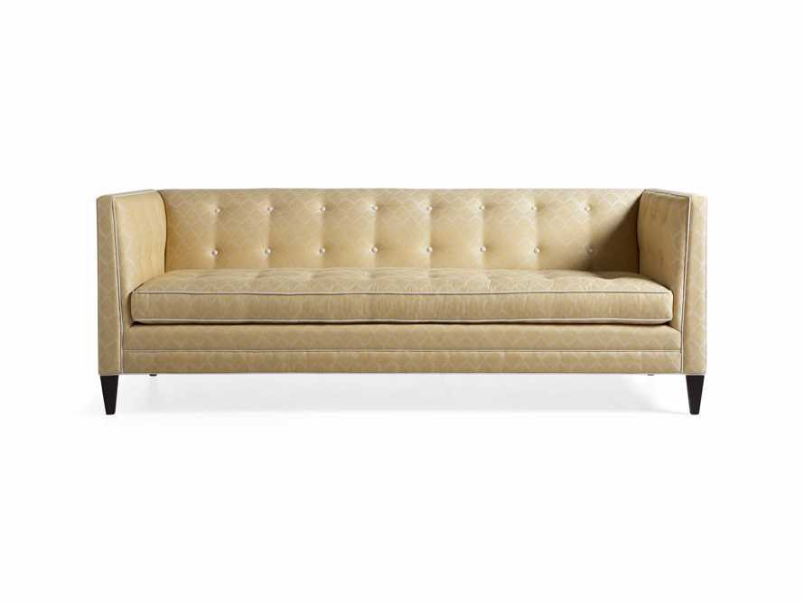 "Veda Upholstered 86"" Sofa, slide 10 of 11"