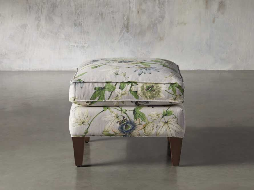 "Plazza 25"" Upholstered Ottoman, slide 4 of 8"