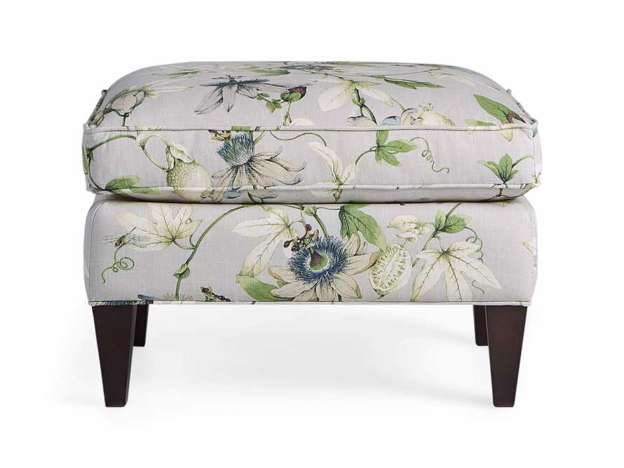 "Plazza 25"" Upholstered Ottoman, slide 7 of 8"