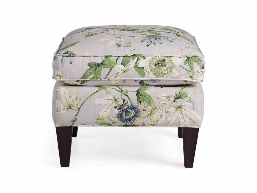 "Plazza 25"" Upholstered Ottoman, slide 8 of 8"