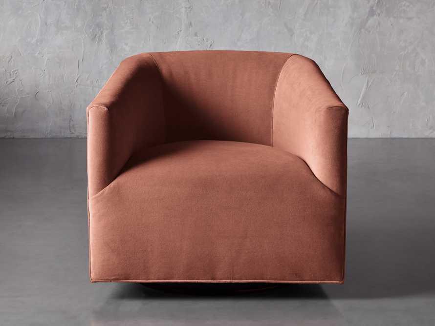 """Ellison Upholstered 31"""" Swivel Chair, slide 2 of 8"""