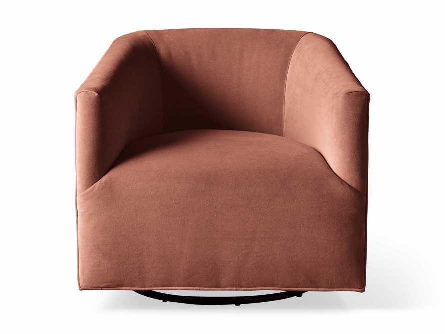 """Ellison Upholstered 31"""" Swivel Chair, slide 7 of 8"""