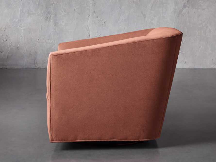 """Ellison Upholstered 31"""" Swivel Chair, slide 4 of 8"""
