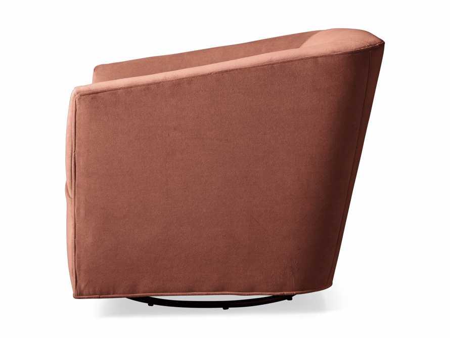 """Ellison Upholstered 31"""" Swivel Chair, slide 8 of 8"""