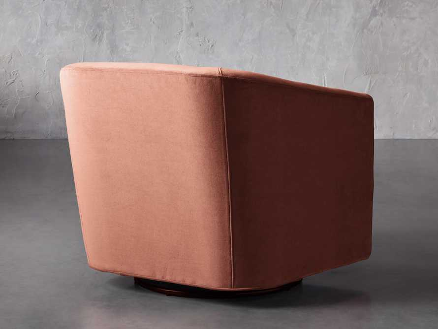 """Ellison Upholstered 31"""" Swivel Chair, slide 5 of 8"""