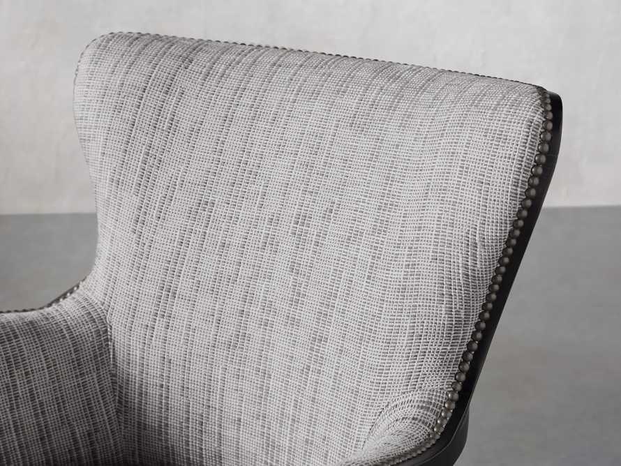 """Ezra Upholstered 27"""" Chair, slide 8 of 10"""