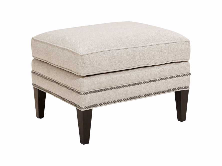 "Berwyn Upholstered 26"" Ottoman, slide 3 of 5"