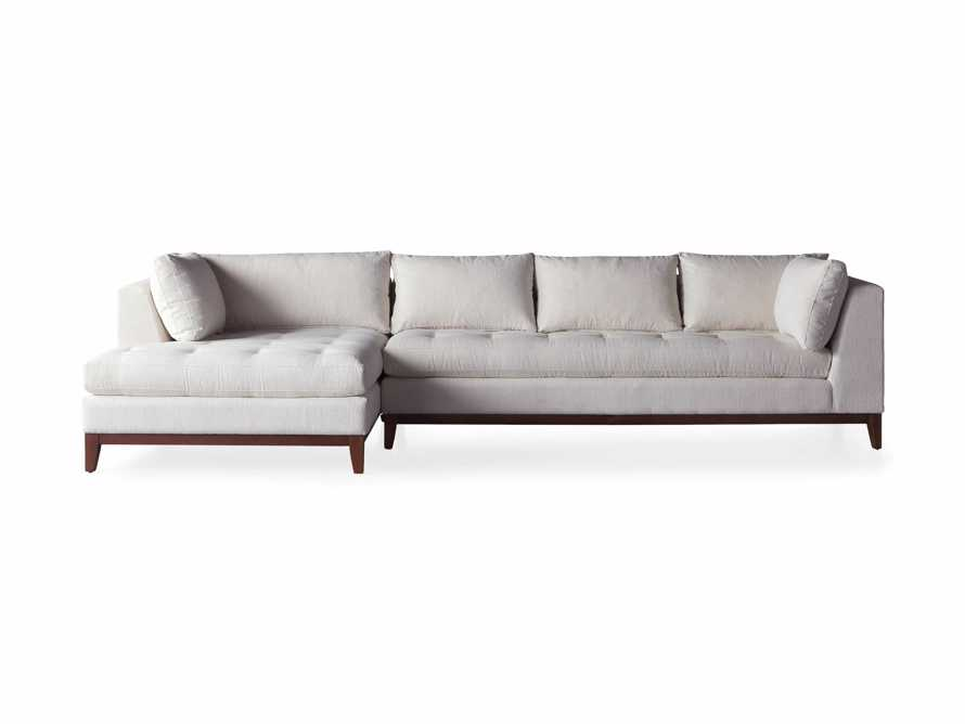 Bryden 2 Piece Left Arm Wide Chaise Sectional, slide 7 of 7