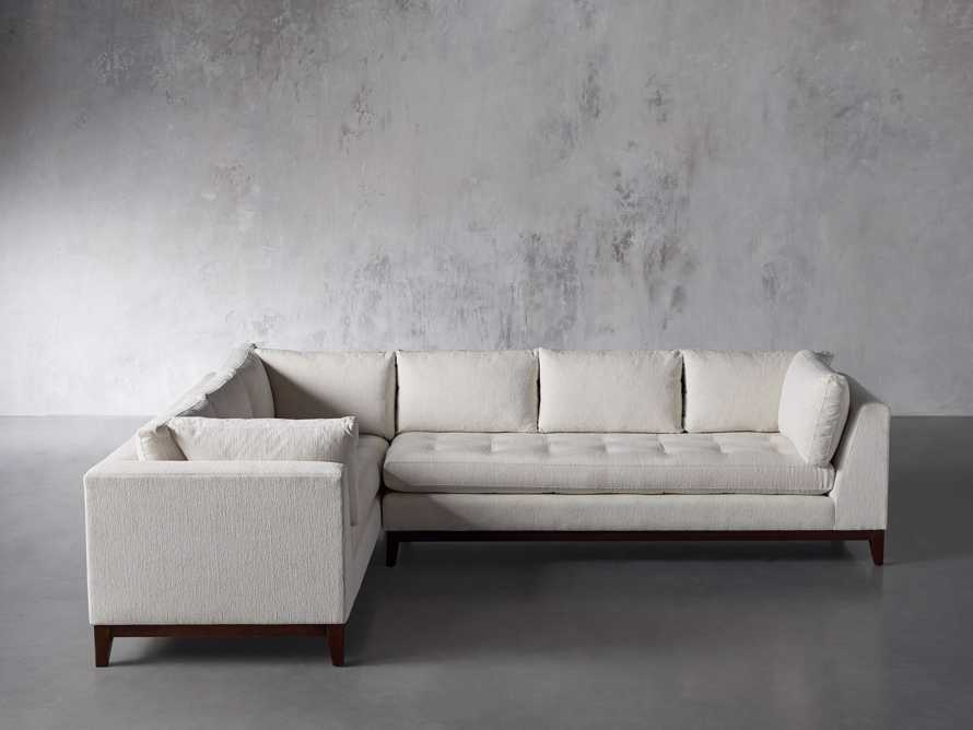 """Bryden Upholstered 90"""" Right Arm Two Piece Sectional, slide 3 of 7"""