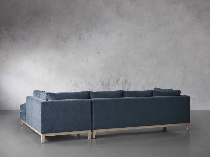 """Bryden Upholstered 129"""" Two Piece Sectional, slide 5 of 8"""
