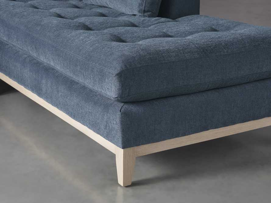 """Bryden Upholstered 129"""" Two Piece Sectional, slide 7 of 8"""