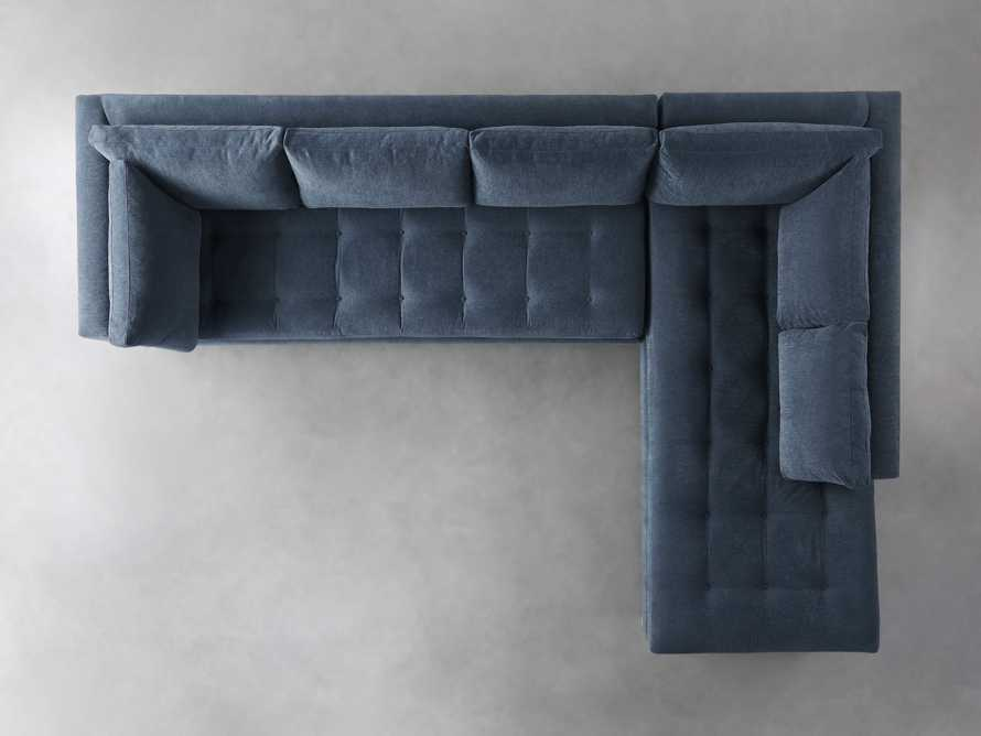"""Bryden Upholstered 129"""" Two Piece Sectional, slide 6 of 8"""