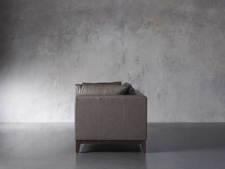 """Bryden Leather 90"""" Sofa, slide 3 of 7"""