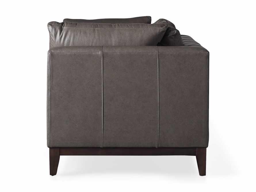 """Bryden Leather 90"""" Sofa, slide 7 of 7"""