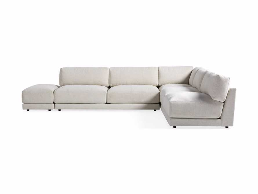 "Sarno Upholstered 120"" Corner Sectional"