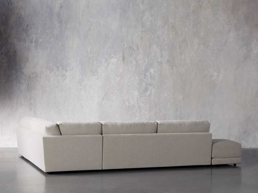 "Sarno Upholstered 120"" Corner Sectional, slide 3 of 7"