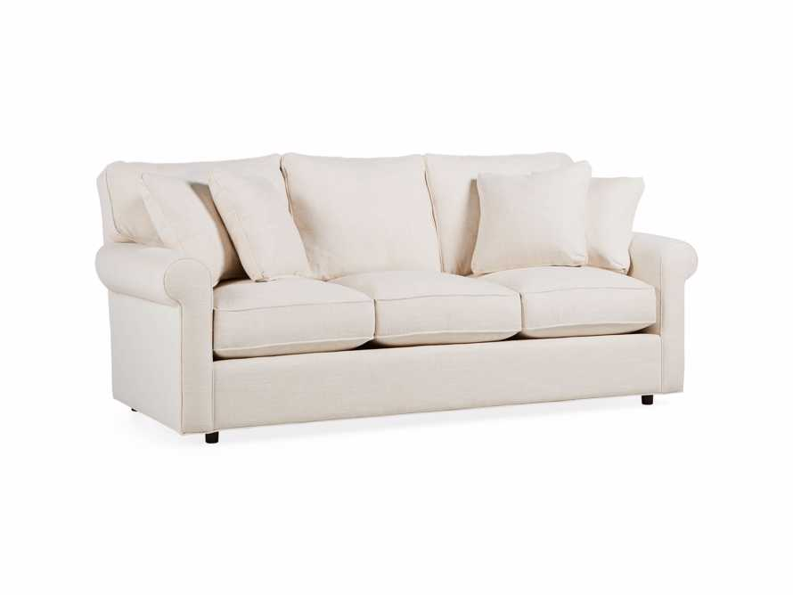 "Baldwin No Skirt Upholstered 89"" Sofa, slide 3 of 8"