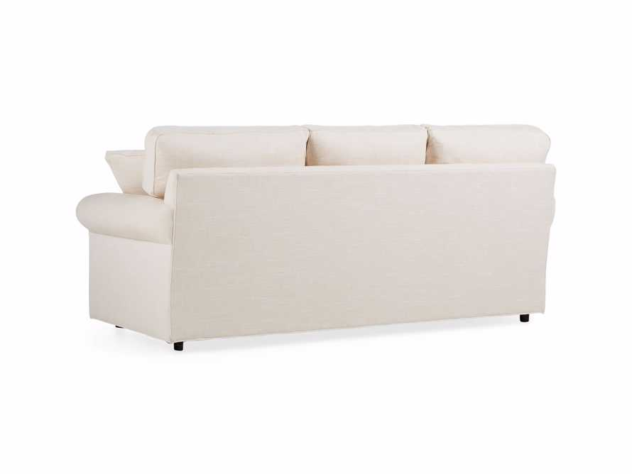"Baldwin No Skirt Upholstered 89"" Sofa, slide 5 of 8"
